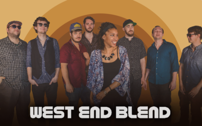 West End Blend w/The Age