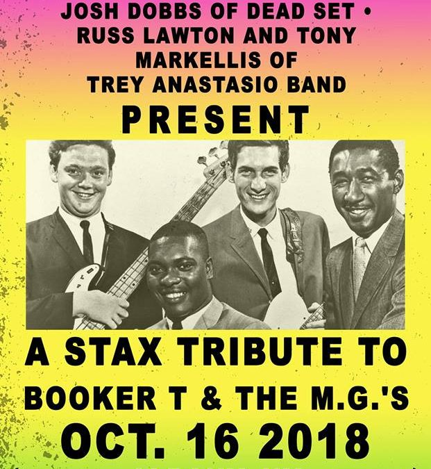 STAX: A Tribute to Booker T & The M.G.'s