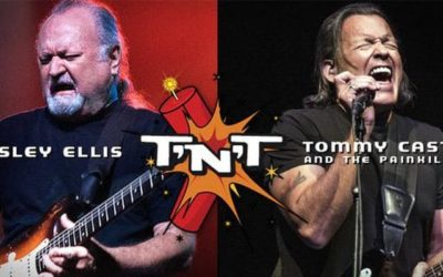 Tommy Castro & Tinsley Ellis