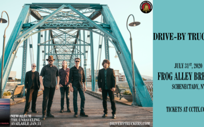 Drive-By Truckers – POSTPONED